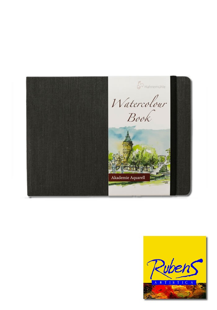 BLOCK HAHNEMUHLE WATERCOLOUR BOOK A6 200g 30 hojas
