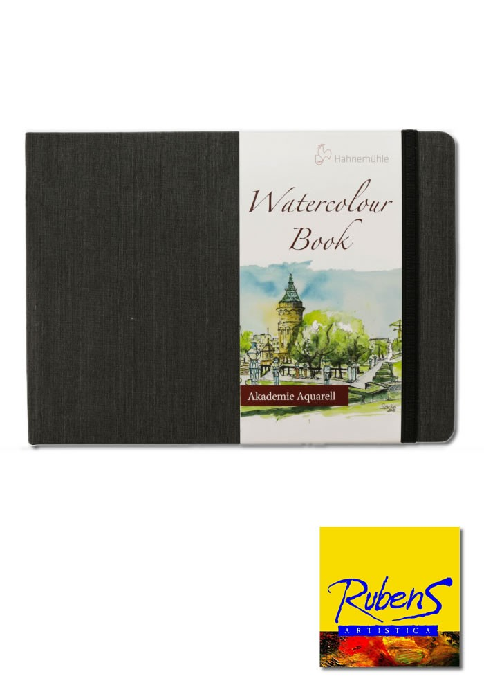 BLOCK HAHNEMUHLE WATERCOLOUR BOOK A5 200g 30 hojas